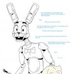 creepy ghost_(artist) ghostverse toy_bonnie  rating:Safe score:0 user:badboygoodman