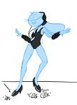 alternate_costume alternate_universe dance high_heels lucifer roommates shoes tap_dance tap_shoes toy_bonnie weaver  rating:Safe score:1 user:YourFriendlyNeighborhoodSatan