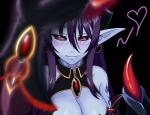 /monster/ demon headpat monster_girl tagme  rating:Explicit score:0 user:TISSH
