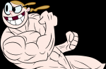 Nixtack The_Mighty_B! abs bessie_higgenbottom editing muscles muscular_female navel Nickelodeon nude vector young  rating:Explicit score:0 user:animatedfemuscles
