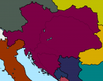 1914 albania austria austria-hungary bosnia_and_herzegovina bulgaria color croatia europe germany hungary italy liechtenstein montenegro romania russia serbia subdivisions switzerland  rating:Safe score:5 user:Michi_Maps