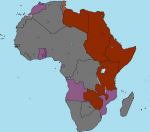egypt horn_of_africa italian_kingdom kongo nazi_germany sahara south_africa spanish_empire west_africa  rating:Explicit score:0 user:lekolcugh
