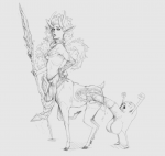 centaur cum hooves horsecock humor lunara monstergirl series:heroes_of_the_storm x-ray  rating:Explicit score:0 user:refinder