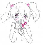 cure_peach fresh_precure! momozono_love precure  rating:Questionable score:0 user:miko