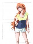 akame_ga_kill! chelsea shorts t-shirt  rating:Safe score:0 user:anooon