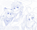 firo_(tate_no_yuusha_no_nariagari) naofumi_iwatani raphtalia tagme tate_no_yuusha_no_nariagari viperxtr_(artist)  rating:Questionable score:0 user:shieldbro