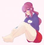 feet karasuma_chitose sleepy_(artist) tagme  rating:Safe score:0 user:anooon