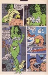 bikini breasts comic monster_female nude reference she-hulk shirtless  rating:Questionable score:0 user:sporzem
