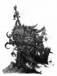 chaos tagme warhammer_fantasy  rating:Safe score:0 user:Bromang