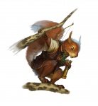 anthro archer bow_and_arrow character chichapie_(artist) dagger fantasy good redwall spyglass squirrel tree  rating:Safe score:0 user:Jive_Teej