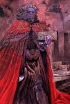 acrylic cloak demon entity fantasy hell horror male robe sargatanas wayne_barlowe_(artist)  rating:Safe score:0 user:GentlemanKong