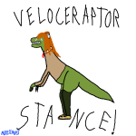 poorly_drawn tagme veloceraptor  rating:Safe score:0 user:MooseMoss