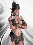card elf female honey_select large_card_mod party_dlc selene_card  rating:Questionable score:-4 user:selene