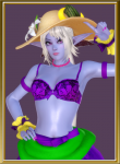 animated_png banana female honey_select league_of_legends lol order_of_the_banana_soraka party_dlc pointed_ears soraka video_games  rating:Questionable score:17 user:Snoogins