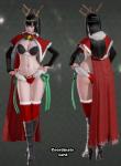 christmas coordinate_card fire_emblem fire_emblem_heroes tharja  rating:Questionable score:2 user:chivas135