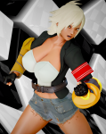 animated_png blazblue bullet dark_skin honey_select short_hair white_or_silver_hair  rating:Questionable score:15 user:kevodah