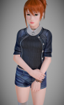 female honey_select red_hair tagme teen  rating:Safe score:9 user:samsam92