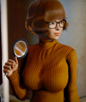 animated_png brown_hair cartoons female freckles glasses honey_select large_card_mod scooby_doo short_hair sweater tagme velma velma_dinkley  rating:Questionable score:13 user:kevodah