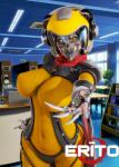 big char cool dlc honey honey_select large party robot scifi select tagme  rating:Safe score:9 user:hyun9810