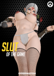 char elf female fishnet_stockings honey_select naked pointed_ears tagme white_or_silver_hair  rating:Explicit score:-7 user:hyun9810