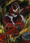 kamen_rider kamen_rider_hibiki kamen_rider_hibiki_kurenai_form oni  rating:Safe score:0 user:That_damned_kusaka