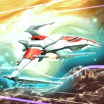 darius silver_hawk spaceship tagme バーリヤ_(artist)  rating:Safe score:0 user:SONNENBLUME