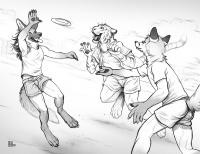 2010 fox frisbee glasses hyena monochrome nimrais outdoor shorts tiger tymbre  rating:Safe score:0 user:safefurry