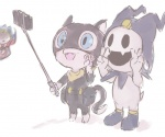 jack_frost morgana persona_4 persona_5 teddie  rating:Safe score:0 user:Haken_Browning