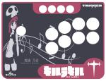 jakuzure_nonon kill_la_kill mayflash tagme  rating:Safe score:0 user:BlazerKen94