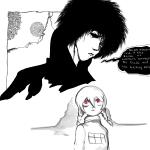 comics crossovers dc dream madotsuki sandman terrible_the_drawfag yume_nikki  rating:Safe score:0 user:Blargarg