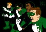 anthropolog_itr dc green_lantern guy_gardner hal_jordan john_stewart kyle_rayner lantern_corps parody  rating:Safe score:0 user:Blargarg