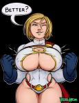 dc pixelhat power_girl  rating:Safe score:0 user:petitebrownpunk