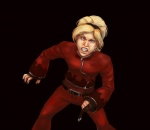 angry artist:kujalla ash_crimson colored king_of_fighters looking_at_viewer  rating:Safe score:1 user:peniscil