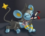 internal luxio pokemon swallow tagme  rating:Questionable score:0 user:EcchiShoujo