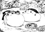 artist:noraaki koyukkuri marisa nest pregnant pregnant_(stalk) reimu stalk wormshape yukkuri_nest_hole  rating:Safe score:0 user:Yukkuri