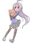 100_percent_oj animal_ears hono marie_poppo red_eyes suguri suguri_(game) tagme  rating:Safe score:1 user:ikusene