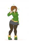 alternate_costume kira!! macross_frontier scar sham sora_(game) tamyra  rating:Safe score:2 user:100oj