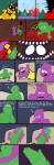 comic fishing fredbear hell kid old_man_consequences phone_guy plush purple_man starchy_mcgee train vehicle yenndo  rating:Safe score:0 user:Starchy