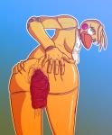 anus butt crisis_omega gaping gaping_anus presenting prolapse puffy_anus pussy spreading toy_chica turbolewd  rating:Explicit score:1 user:crisis