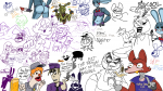 chica foxy gud_fox multiple_artists shadow_bonnie springtrap starchy_mcgee tagme the_killer the_puppet toy_bonnie  rating:Explicit score:0 user:Repairlewd