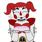 cake circus_baby food mangleanon  rating:Safe score:0 user:badboygoodman