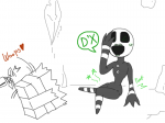 2_bytes bullying ghost_(artist) molten_freddy prize_puppet  rating:Safe score:0 user:Ghost