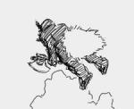 ax axe battlemech baw hatchet jump jumping low_red mech tagme  rating:Safe score:0 user:bgb