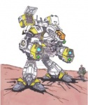 75_tons battlemech clan color low_res mad_cat mech missing_artist omnimech pilot tagme timber_wolf  rating:Safe score:0 user:bgb