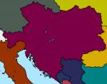 1914 albania austria austria-hungary bosnia_and_herzegovina bulgaria color croatia europe germany hungary italy liechtenstein montenegro romania russia serbia subdivisions switzerland  rating:Safe score:5 user:Michi_Maps