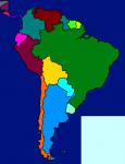 america americas argentina bolivia brazil chile colombia color french_guyana guyana paraguay peru south_america suriname venezuela  rating:Safe score:3 user:FurkanSE
