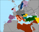 andorra bulgarian_kingdom greater_albania greater_finland greater_nazi_reich greater_spain greater_turkey hungarian_kingdom independent_state_of_croatia italian_kingdom nazi_germany occupied_cyprus occupied_faroe_islands occupied_iceland occupied_montenegro occupied_northern_iraq occupied_russia reichskommisariat_kaukasus reichskommisariat_ukraine reichsommisariat_turkestan reicskommisariat_ostland romanian_kingdom sea_borders serbia vichy_france  rating:Explicit score:4 user:lekolcugh