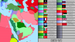 france hejaz mediterranean middle_east nejd ottoman_empire persian_gulf sea soviet_union syria united_kingdom  rating:Safe score:1 user:Slaya
