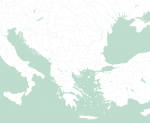1360 anatolia balkans blank byzantium crete greece italy rivers  rating:Safe score:5 user:bloodyalbo