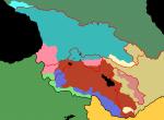 armenia artsakh azerbaijan black_sea caspian_sea caucasus georgia ottoman_empire persia russia  rating:Safe score:1 user:Slaya